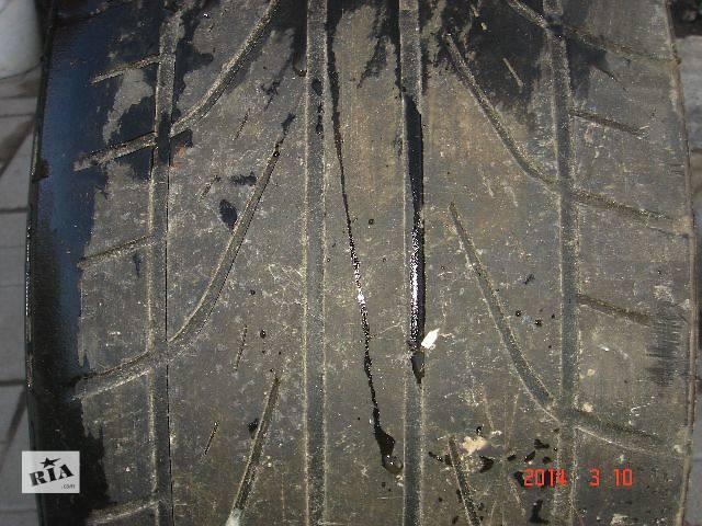 Б/у Колеса и шины Шины Летние Dunlop R17 215 55 Легковой- объявление о продаже  в Полтаве