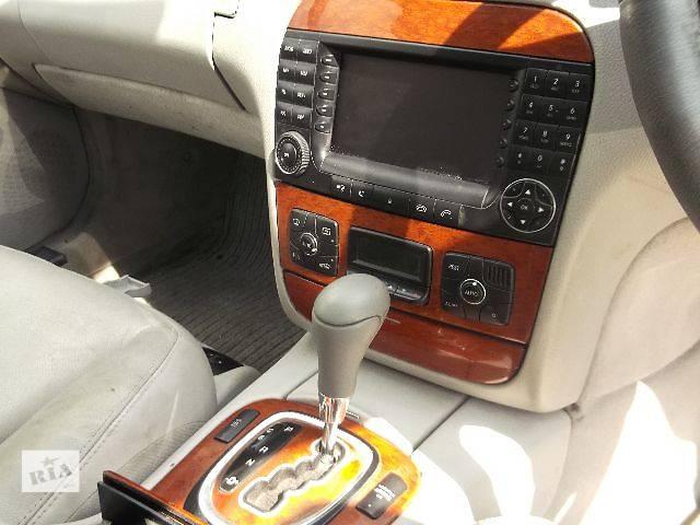купить бу Б/у Компоненты кузова Автомагнитола Легковой Mercedes S-Class 2005 в Львове