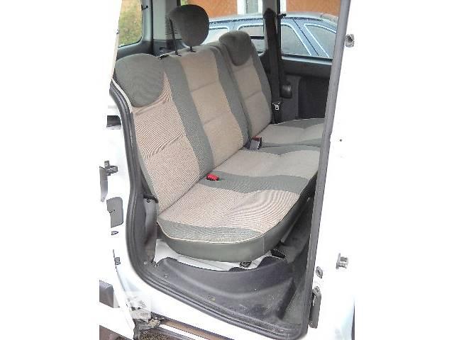 бу б/у Компоненты кузова Салон Легковой Citroen Berlingo 2004 в Ровно