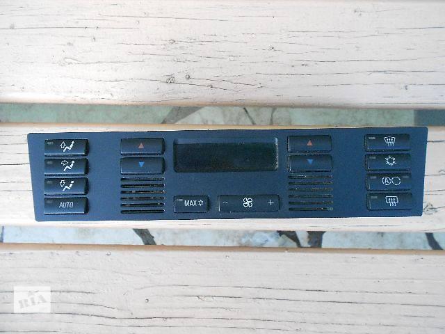 продам б/у Блок управления печкой/климатконтролем Легковой BMW 5 Series 5D 2002 бу в Ужгороде