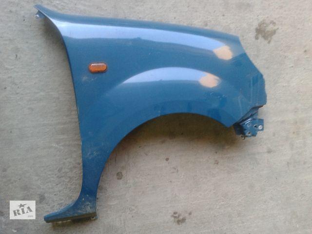 Б/у крыло переднее для легкового авто Renault Kangoo 2005- объявление о продаже  в Бучаче