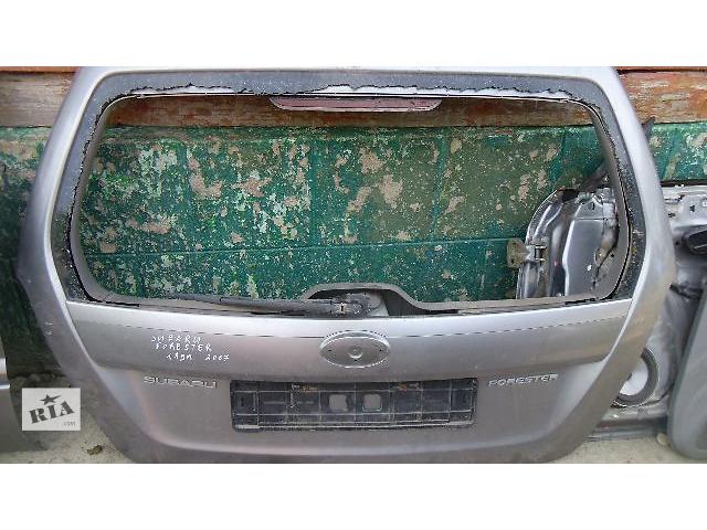 купить бу Б/у крышка багажника для легкового авто   2007 в Коломые