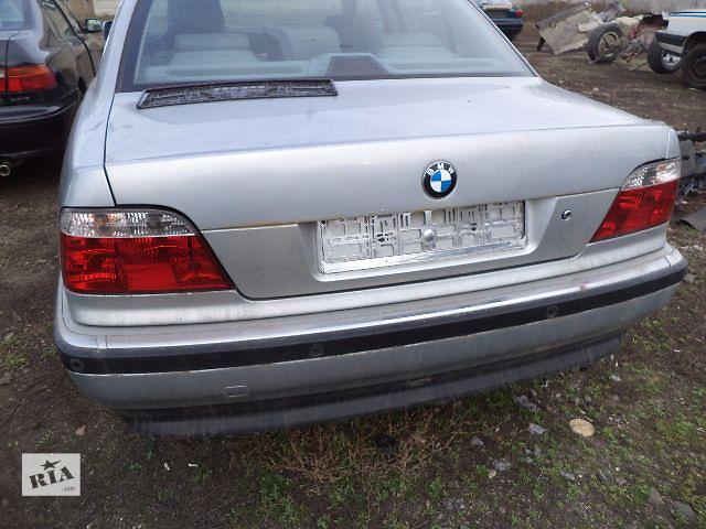 Б/у крышка багажника для седана BMW 740 1995- объявление о продаже  в Николаеве