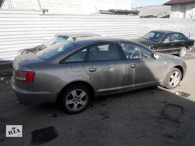 бу Б/у Кузовні запчастини, двигун, ходова, трансмісія, електрообладнання Легковой Audi A6 Седан 2005 в Львове