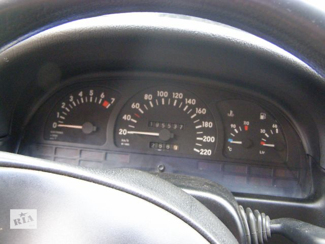 бу Б/у панель приборов/спидометр/тахограф/топограф для легкового авто Opel Vectra A в Новой Каховке