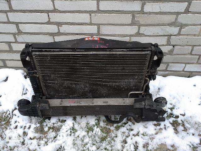 продам Б/у радиатор кондиционера для легкового авто Mercedes E-Class 2005 бу в Луцке