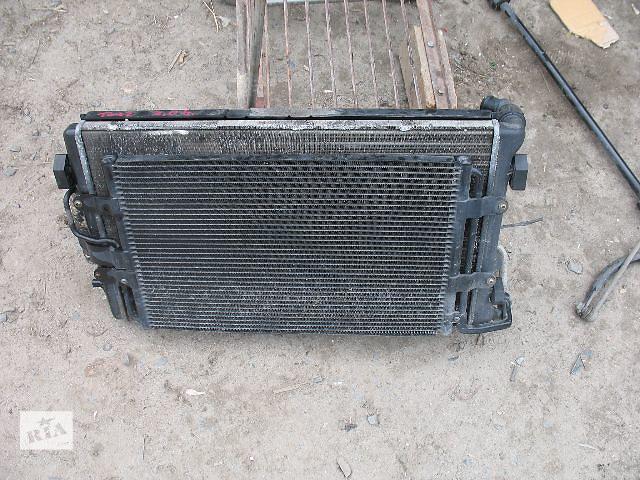 Б/у радиатор кондиционера для легкового авто Skoda Octavia Tour Combi- объявление о продаже  в Луцке