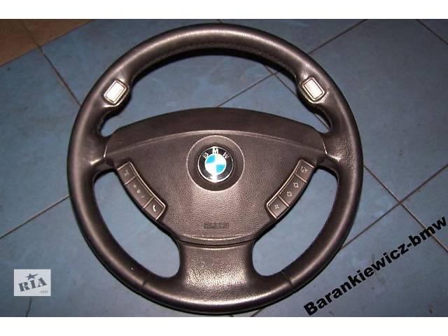 купить бу Б/у Рулевое управление Руль Легковой BMW 7 Series (все) 2004 в Киеве