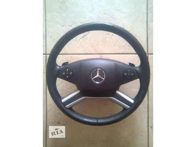 продам Б/у Рулевое управление Руль Легковой Mercedes ML-Class 2005 бу в Львове