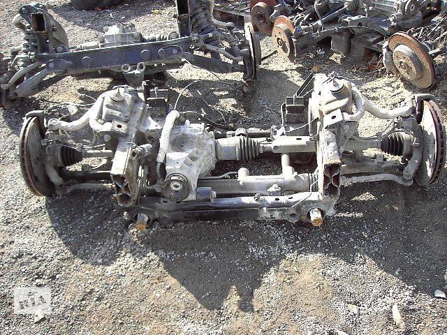 купить бу б/у Рулевое управление Рулевая трапеция Легковой Mercedes ML 270 2004 в Черновцах