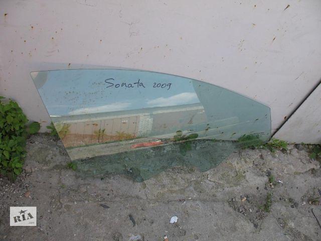 купить бу Б/у стекло двери для легкового авто Hyundai Sonata New в Луцке