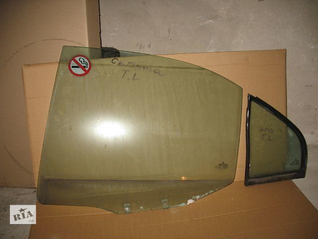 бу Б/у стекло двери для легкового авто Mitsubishi Carisma 1999 в Луцке