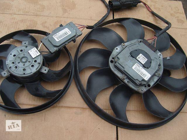 б/у Система охлаждения Моторчик вентилятора радиатора Легковой Volkswagen Touareg- объявление о продаже  в Сумах