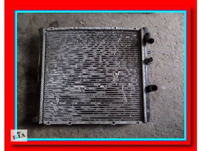 бу б/у Система охлаждения Радиатор Легковой Renault Kangoo 1.9 D в Стрые