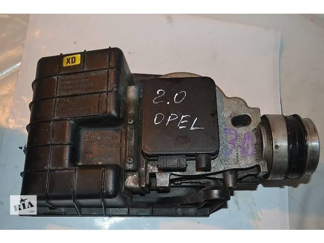 купить бу б/у Система впуска и выпуска Расходомер воздуха Легковой Opel 2,0 в Ковеле
