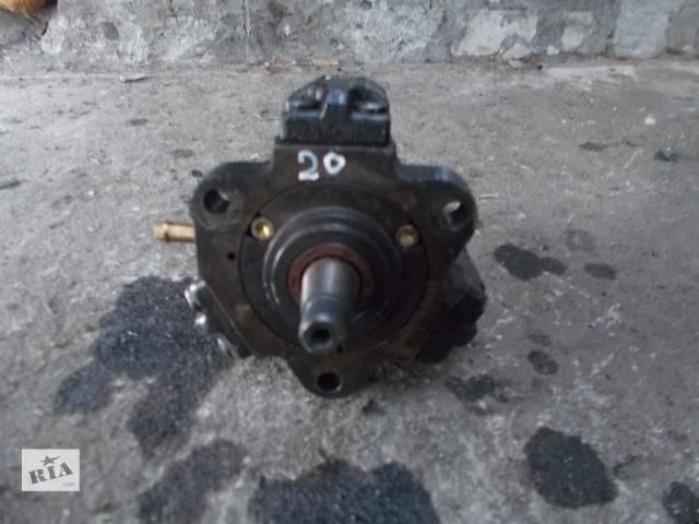 купить бу Б/у Топливная система Топливный насос высокого давления/трубки/шестерня Легковой Fiat Doblo в Ровно