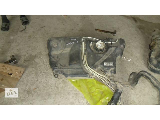 продам Б/у паливний бак для легкового авто Skoda Fabia 2009 1.2 бензин бу в Коломые