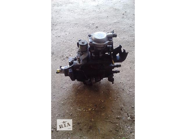 Б/у топливный насос высокого давления/трубки/шест для универсала Volkswagen B3- объявление о продаже  в Бучаче