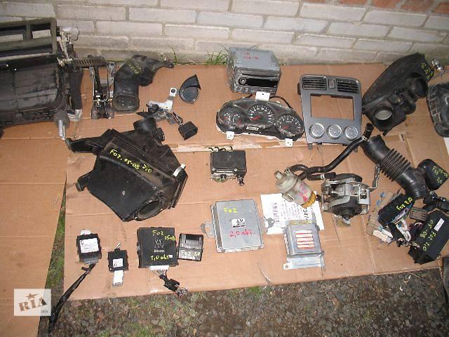 купить бу б/у Тормозная система АБС и датчики Легковой Subaru Forester 2006 в Луцке