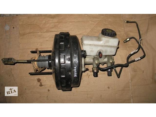 купить бу б/у Тормозная система Главный тормозной цилиндр Легковое авто Nissan Pathfinder 2007 в Луцке
