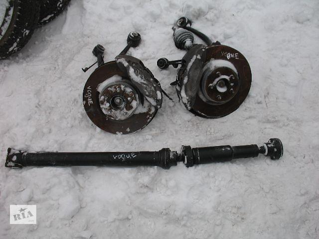 бу Б/у тормозной диск для легкового авто Land Rover Range Rover 2006 в Луцке