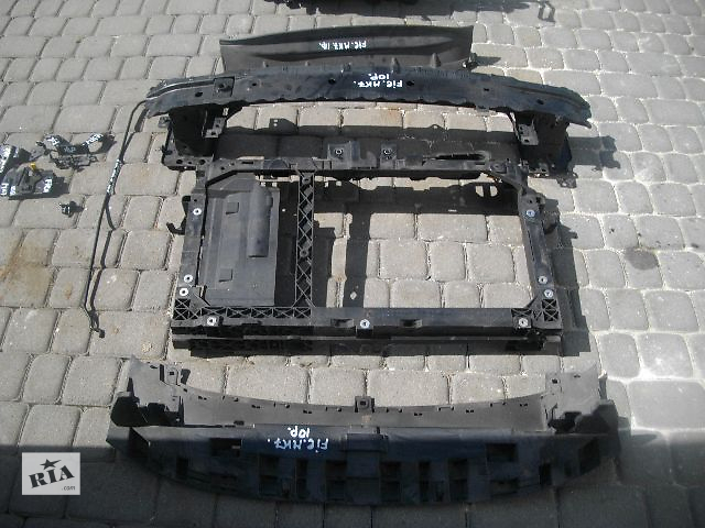 купить бу Б/у усилитель заднего/переднего бампера для легкового авто Ford Fiesta 2010 в Львове