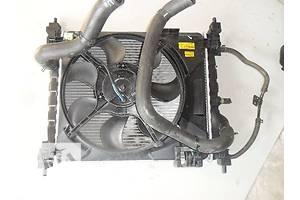 б/у Вентиляторы осн радиатора Chevrolet Spark