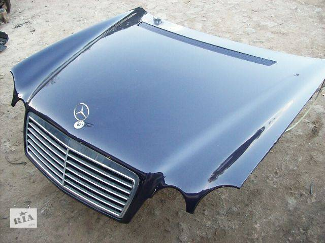 бу Детали кузова Капот Легковой Mercedes E-Class Седан 1998 в Черновцах
