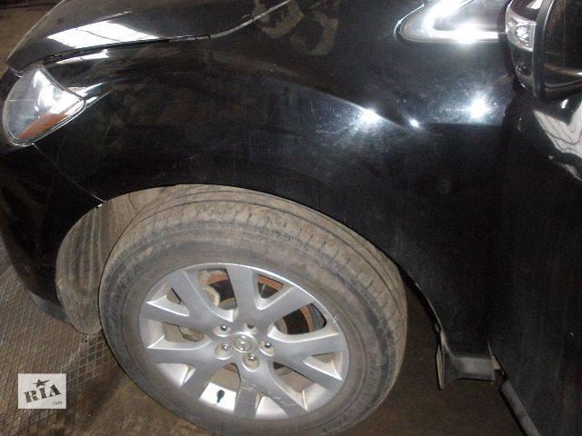 купить бу б/у Задний/передний мост/балка, подвеска, амортиз Цапфа Легковой Mazda CX-7 Кроссовер 2008 в Луцке