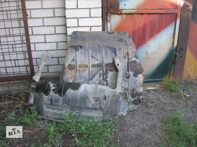 бу б/у  Защита под двигатель Легковой Chevrolet Captiva в Днепре (Днепропетровск)