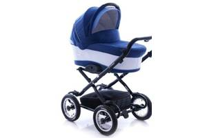 Новые Классические детские коляски Navington