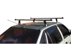 Багажник на крышу Daewoo Nexia (Дэу Нексия) - Кенгуру Уни 128см