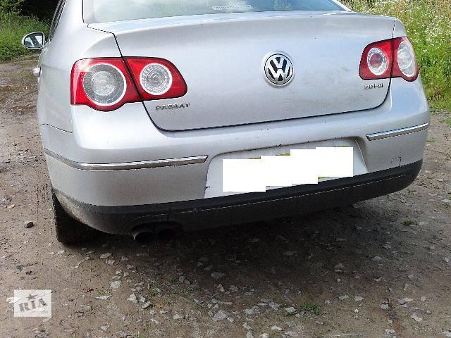 Багажник Volkswagen B6 Седан 2006- объявление о продаже  в Львове