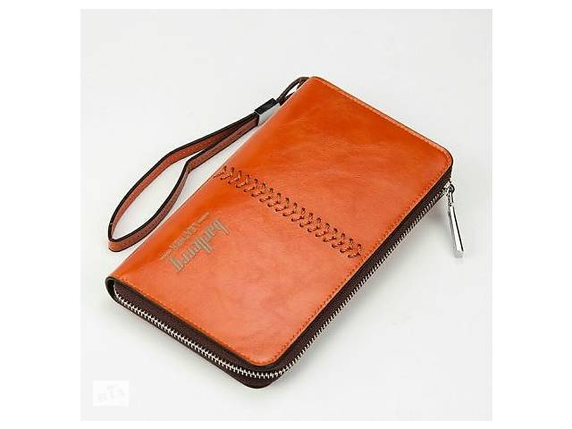 БЕЗКОШТОВНА ДОСТАВКА + ПОДАРУНОК! Портмоне Baellerry Leather- объявление о продаже  в Києві