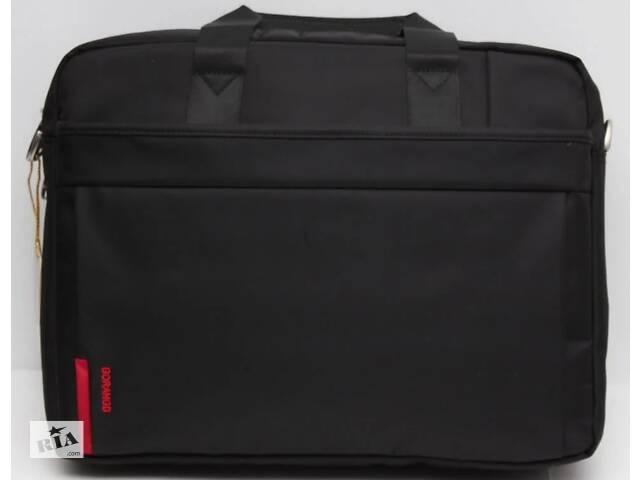 купить бу Чоловіча сумка з віддлом для ноутбука на дві ручки і через плече Gorangd в Києві
