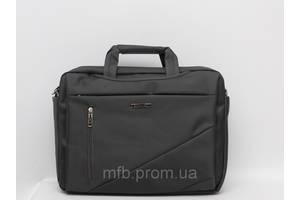 Чоловіча сумка / портфель в руку і через плече з відділом для ноутбука Мужская сумка под ноутбук Art. mfb.-689717875