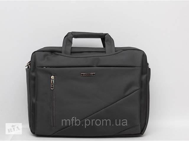 купить бу Чоловіча сумка / портфель в руку і через плече з відділом для ноутбука Мужская сумка под ноутбук в Одессе