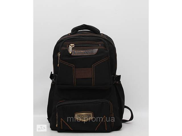 Чоловічий повсякденний міський рюкзак / Мужской брезентовый городской рюкзак Gold Be / GoldBe- объявление о продаже  в Дубно