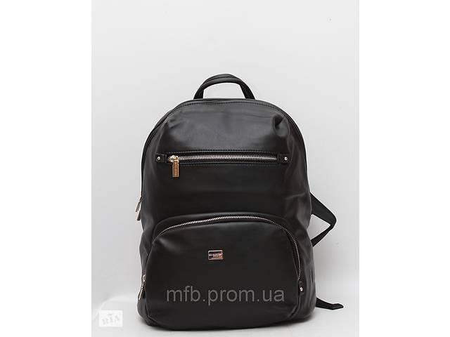 продам Кожаный мужской рюкзак (кожа искусственная) женский рюкзак David Jones / Дэвид Джонс бу в Одессе