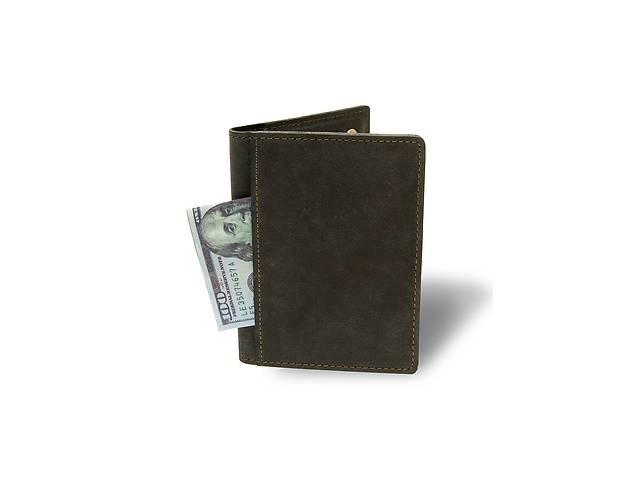бу Холдер-паспорт Чистая М01 коричневый - 177957 в Одессе