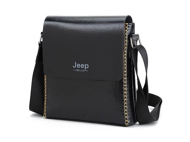 c57e65efeca5 Мужская кожаная сумка-мессенджер через плечо Jeep Buluo - Сумки ...