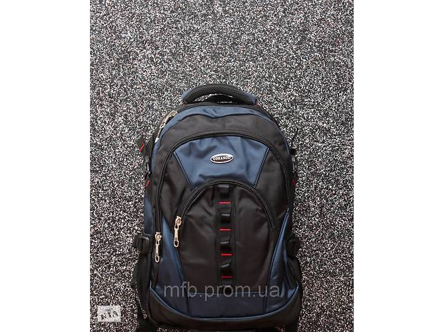 купить бу Мужской городской рюкзак Gorangd на каждый день с отделом под ноутбук в Дубно