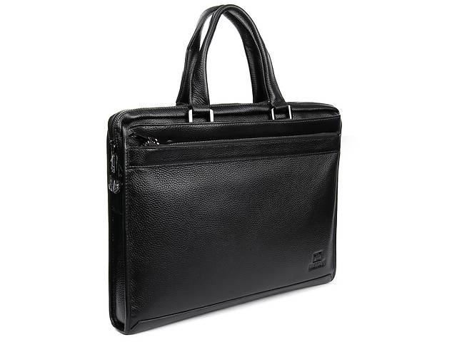 купить бу Портфель деловой кожаный BRETTON на 3 отделения в Киеве