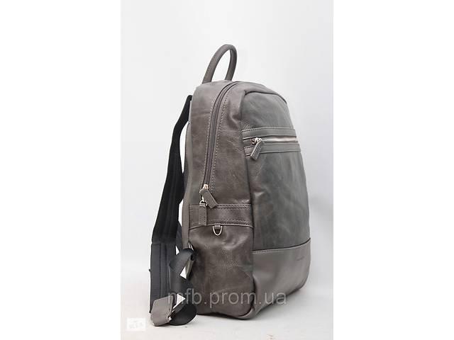 Кожаный мужской рюкзак (кожа искусственная) женский рюкзак David Jones / Дэвид Джонс- объявление о продаже  в Дубно