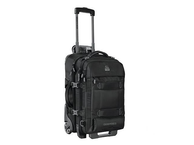 Сумка-рюкзак на колесах Granite Gear Cross Trek 2 Wheeled 53 Black/Flint- объявление о продаже  в Сумах