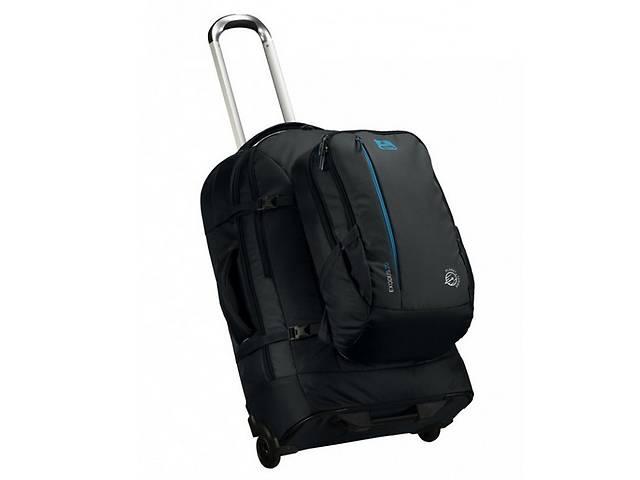 купить бу Сумка-рюкзак на колесах Vango Exodus 60+20 Grey/Blue в Сумах