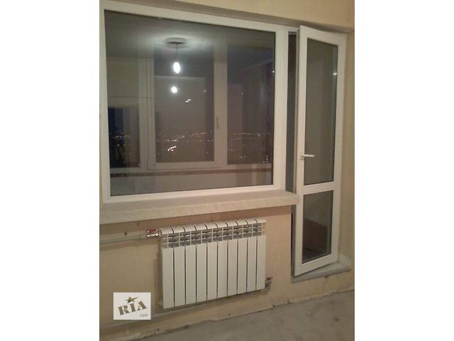 продам Балконный блок металлопластиковый бу в Харькове