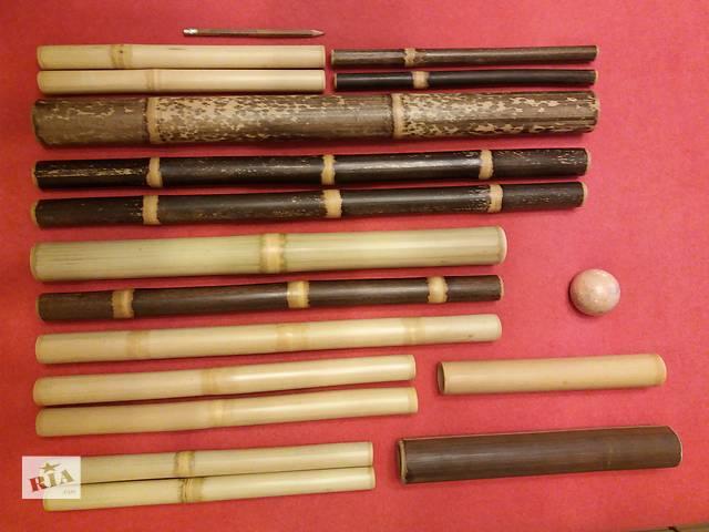 купить бу Бамбуковые палочки для массажа  в Украине