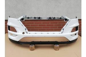 Бампер передний для Hyundai Tucson 3 TL 2015-2018
