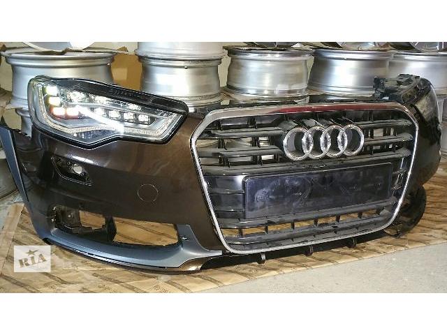Бампер передний для легкового авто Audi A6 Allroad с7- объявление о продаже  в Костополе